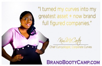 Kim McCarter, Chief Curvyologist @ Corporate Curves