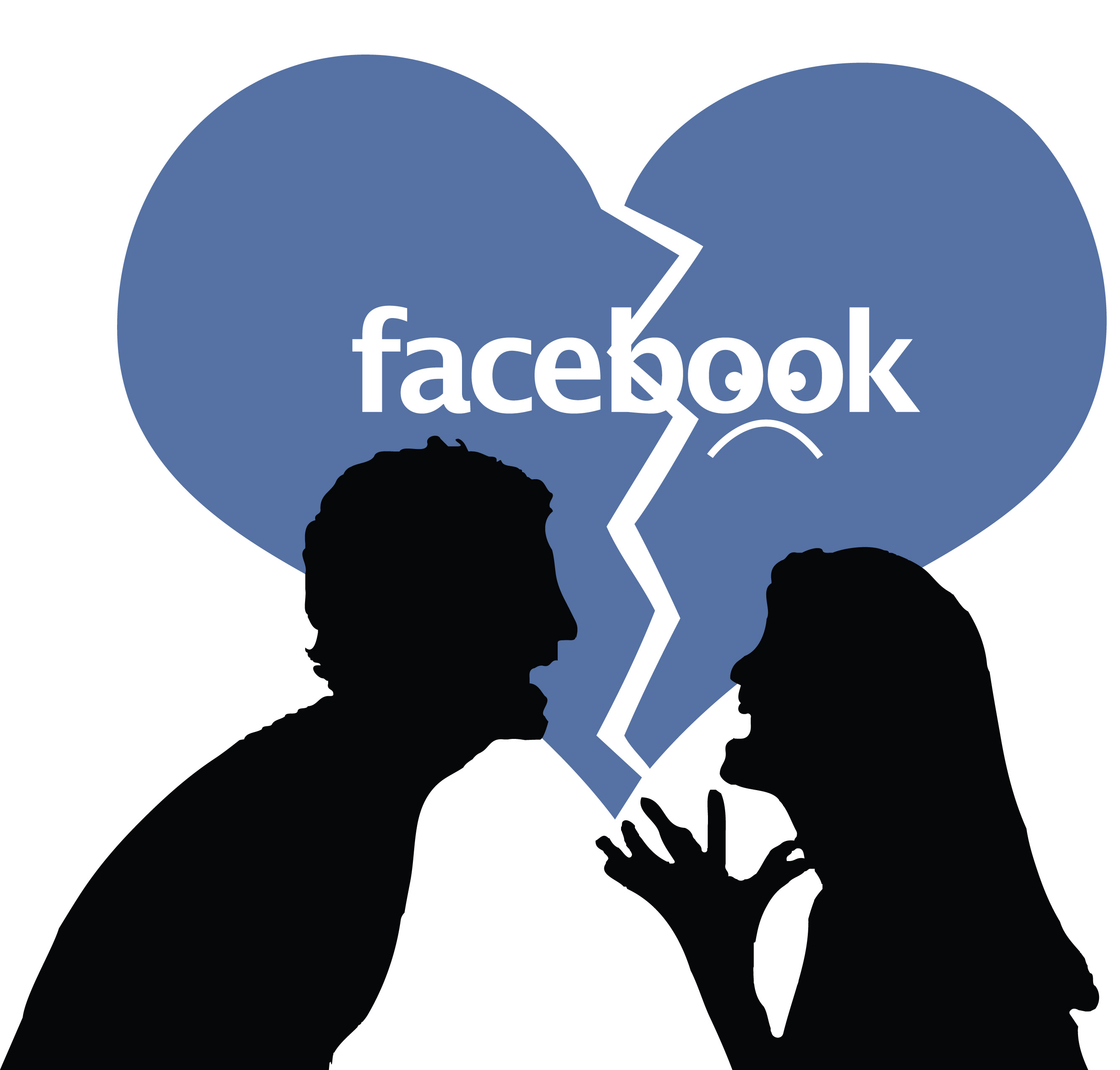 Is Facebook the demise of happily ever after?